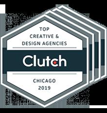 Aurora Web Design award badge